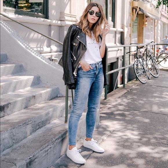 Women by Common Projects sneaker